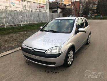 Limarija za Opel Corsa C od 2000. do 2006. god.
