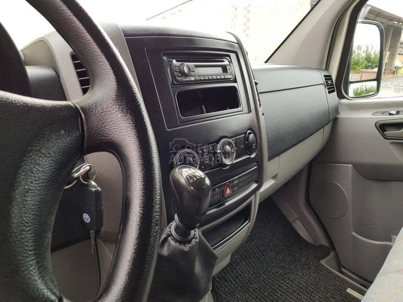 Volkswagen Crafter DUPLA KABINA KLIMA NOV