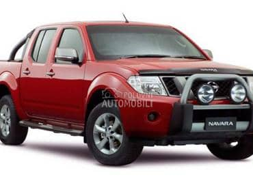 Motor 2,5 za Nissan Navara od 2005. do 2013. god.