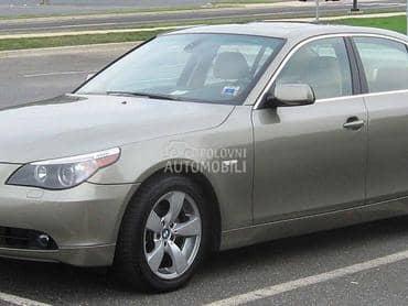 BMW 530 2007. god. -  kompletan auto u delovima