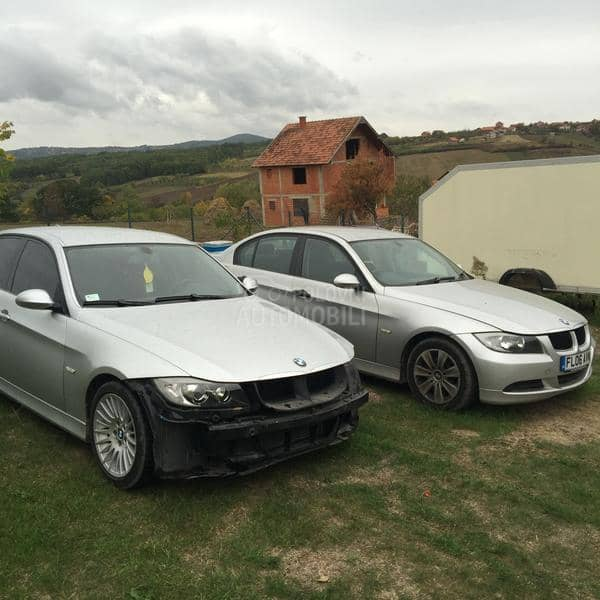 BMW 320 2006. god. -  kompletan auto u delovima