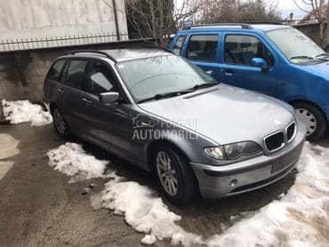 BMW 318 2004. god. -  kompletan auto u delovima