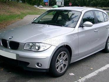 BMW 120 2006. god. -  kompletan auto u delovima