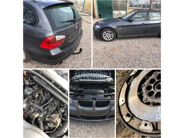 Dizne , turbina , zamajac za BMW 520, 523, 530 od 2005. do 2009. god.