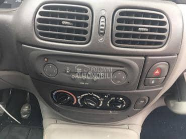 muzika CD za Renault Scenic od 1996. do 2003. god.