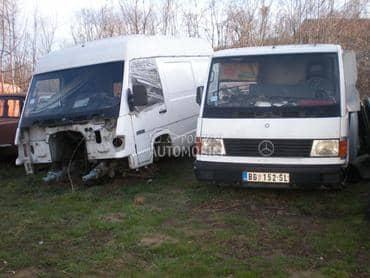 Mercedes Benz MB 100 - kompletan auto u delovima