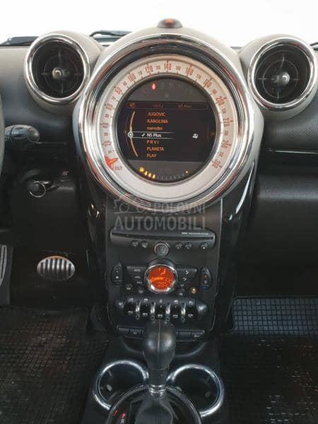 Mini Countryman 4ALL SD COOPER S