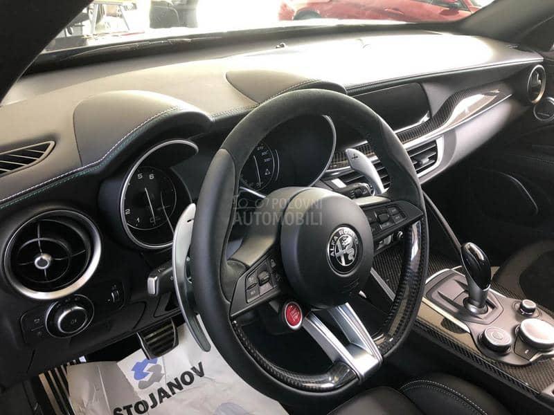 Alfa Romeo Stelvio QUADRIFOGLIO 2.9 T