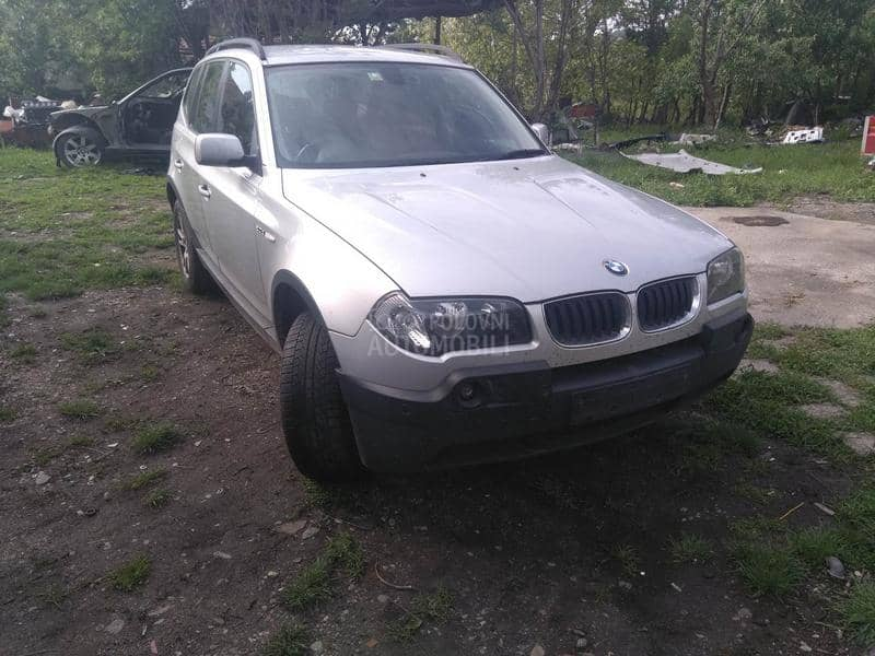 Delovi za BMW X3 2006. god.
