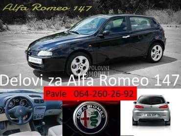 Hauba za Alfa Romeo 147