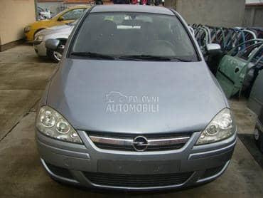 Opel Corsa -  kompletan auto u delovima