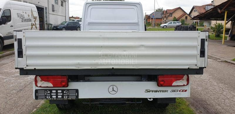Mercedes Benz Sprinter 313 cd top stanje