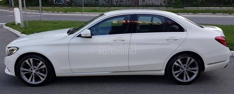 Mercedes Benz C 180 avangarde