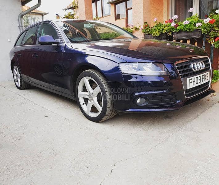 Audi A4 2010. god. -  kompletan auto u delovima