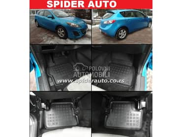 Gumene patosnice kadice za Mazda 3 od 2003. do 2009. god.