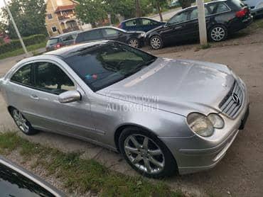 Mercedes Benz C 220 cdi sportcupe