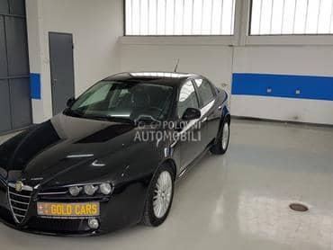 Alfa Romeo 159 1.9JTDm 16v Qtronic