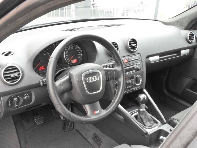 Audi A3 4x4 S.LINE