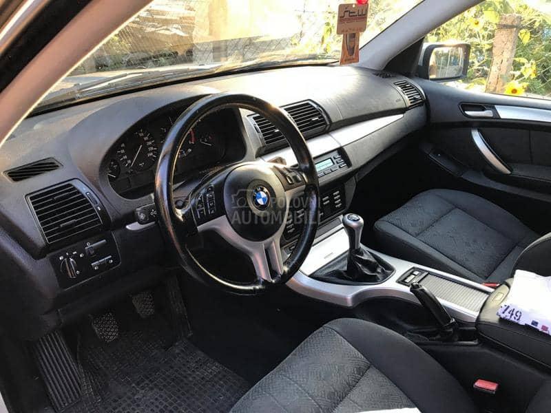 BMW X5 X5 3.0D