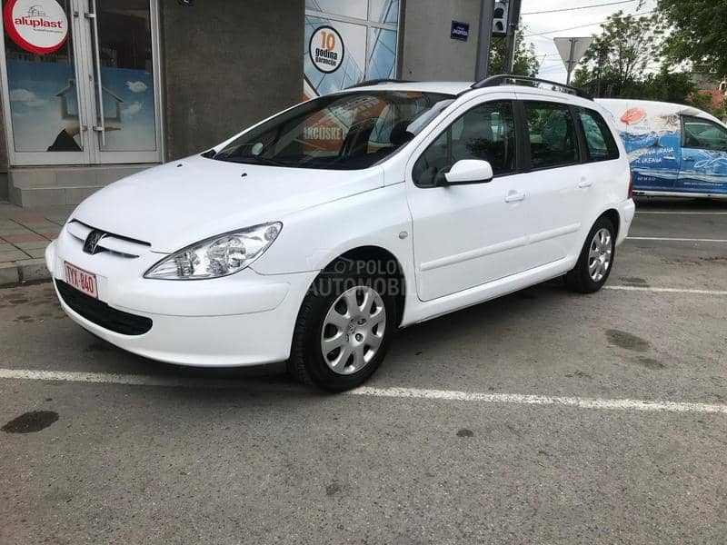 Peugeot 307 2.0 HDI