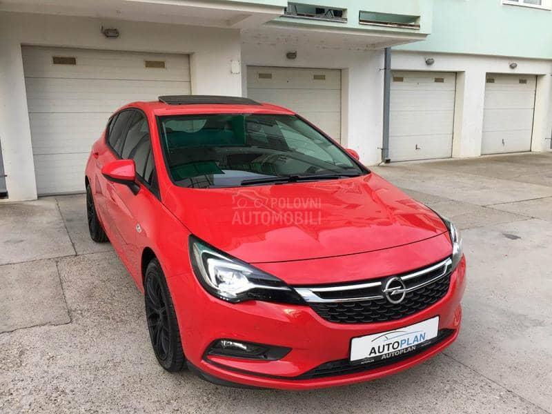 Opel Astra K 1.4 TURBO