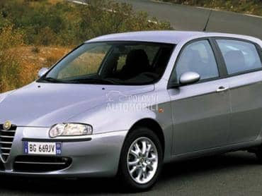 Rešetke branika za Alfa Romeo 147 od 2000. do 2010. god.