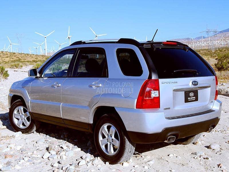 Kia Sportage 2007. god. - kompletan auto u delovima
