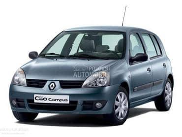 Rešetke branika za Renault Clio od 2001. do 2006. god.