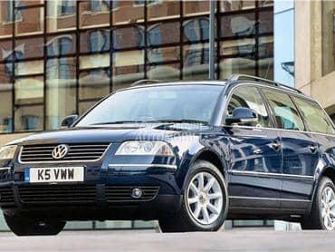 Rešetke branika za Volkswagen Passat B5.5 od 2000. do 2005. god.