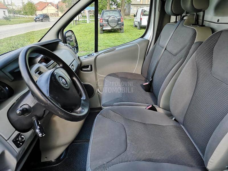 Opel Vivaro 2.0 CDTI EASY TRONIC