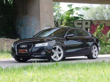 Audi A5 2.0 TFSi S-line CH