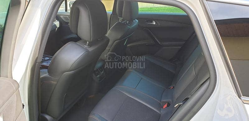 Peugeot 508 RXH Hybrid 4x4
