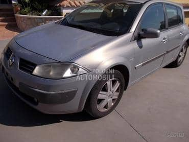 megan 2 delovi za Renault Megane od 2003. do 2006. god.