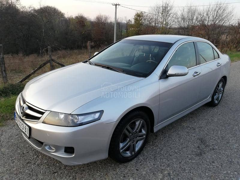Honda Accord 2.0 sport