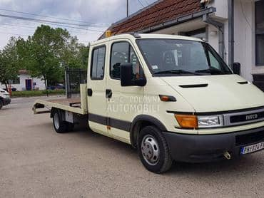 Iveco Daily 35c11 slep