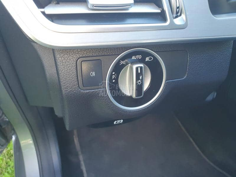Mercedes Benz E 200 bluefensi
