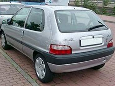kompletan auto za Citroen Saxo
