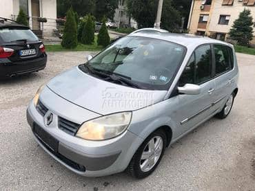 Renault Scenic 1.9DCI T.O.P