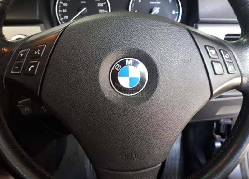 BMW Serija 5 -  kompletan auto u delovima