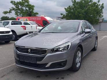 Peugeot 508 Active 2.0HDi 150