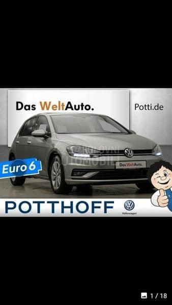Volkswagen Golf 7 2013. god. -  kompletan auto u delovima