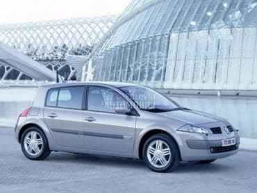 Farovi/stop lampe/karoserija za Renault Megane od 2002. do 2005. god.