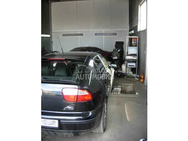 Seat Leon 2003. god. -  kompletan auto u delovima