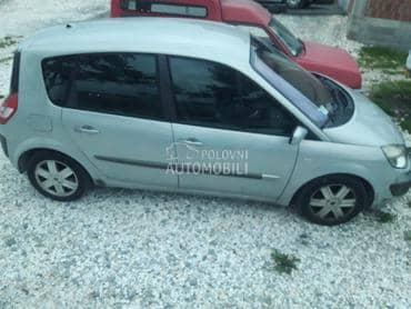 delovi za Renault Scenic od 2003. do 2004. god.