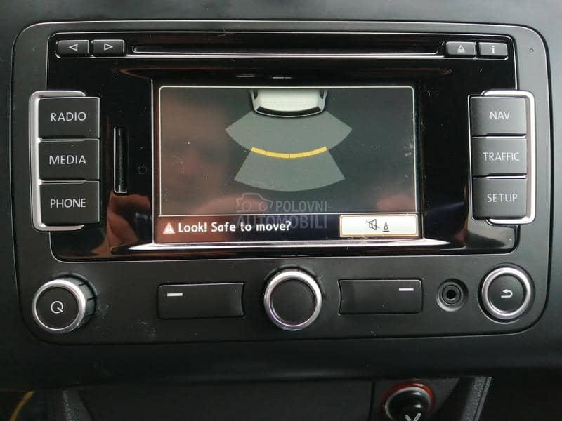 Volkswagen Touran 2.0 TDI/DSG/NAV