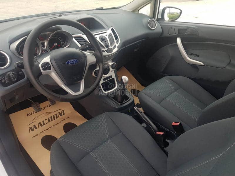 Ford Fiesta 1.4  Titanium