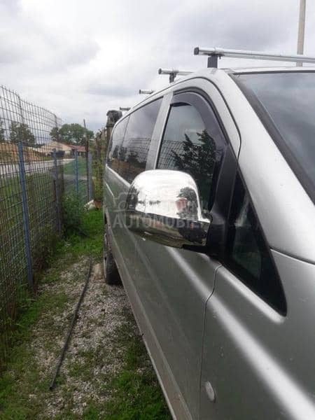 Mercedes vito putnički delovi