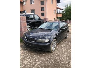 BMW 320 2004. god. -  kompletan auto u delovima