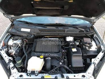 motor i menjac rav4 2,0 d4d za Toyota RAV 4 od 2002. do 2005. god.