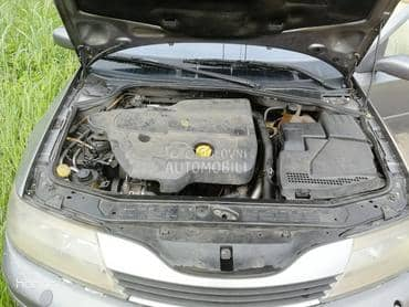 motor reno laguna2 88kw za Renault Laguna od 2002. do 2005. god.